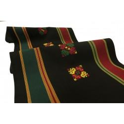 Hand-Woven Table Runner