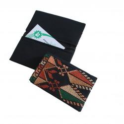 Cross-Stitch Cardholder- Biny