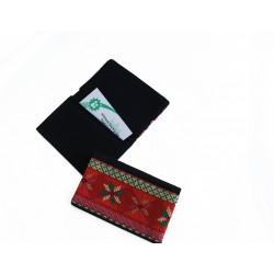 Cross-Stitch Cardholder Old Palestine