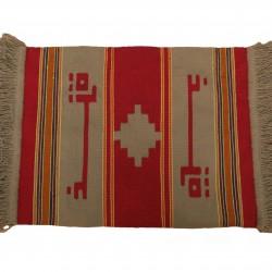 Hand-Woven Gaza Rug