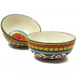 Bowl Soup Size Arabesque