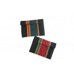 Hand-Woven Mens Wallet