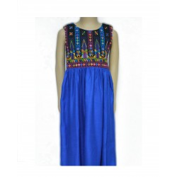 Cross-Stitch Dress Sarou
