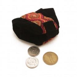 Cross-Stitch Coin Purse