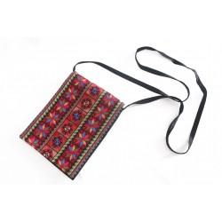 Cross-Stitch Tablet Purse