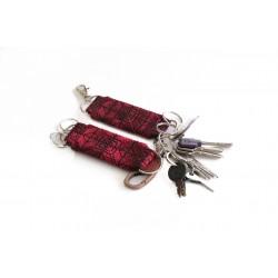 Cross-Stitch Key Chain