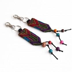 Cross-Stitch Keyring
