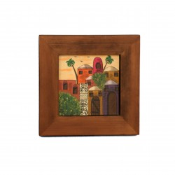 Hand-Painted Small Frame