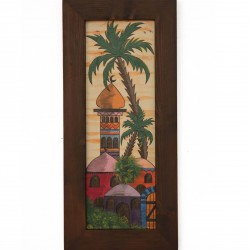 Hand-Painted Frame