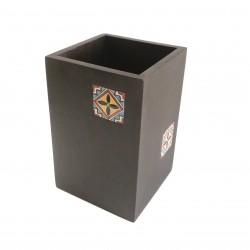 Wooden Ceramic Vase 2