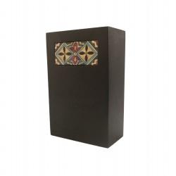 Wooden Ceramic Vase  3